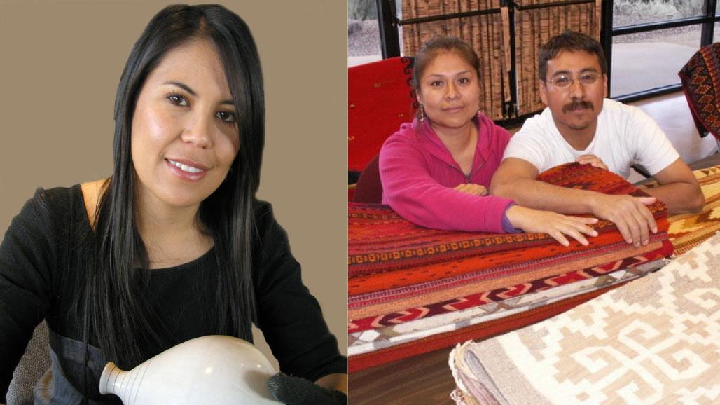 Mata ORtiz Pottery & Zapotec Weavers